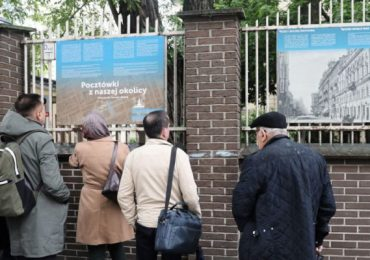 The History of Sienna and Śliska streets - WGM's third outdoor exhibition