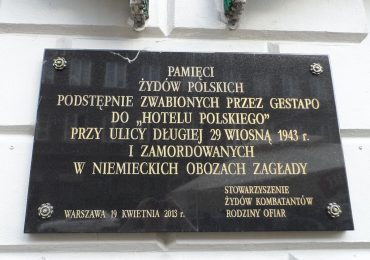 Not All Roads Led to Hotel Polski