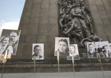 Our struggle will not be forgotten! The first armed uprising against the Germans in the Warsaw Ghetto