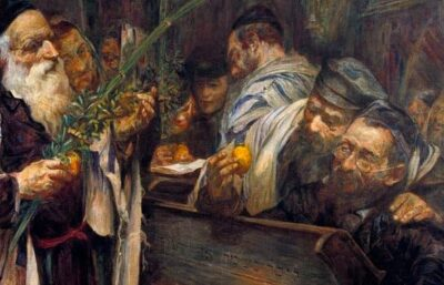 Sukkot in the Warsaw Ghetto