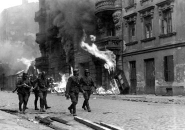 78th Anniversary of the Warsaw Ghetto Uprising