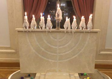 Czym jest Chanuka? Odpowiada Rabin David Berman