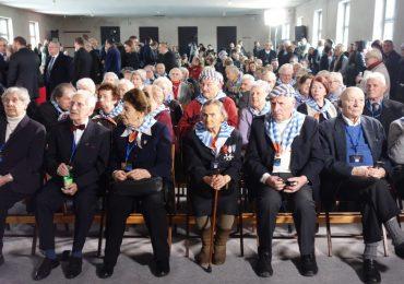 Dzień Pamięci o Ofiarach Holokaustu w Muzeum Auschwitz.