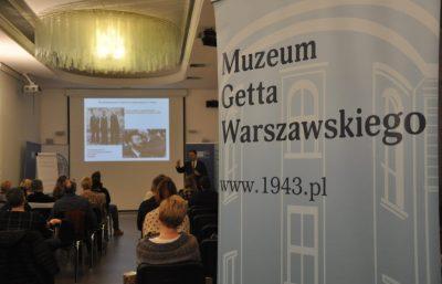 """Konferencja """"Konsekwencje wojny niemiecko-sowieckiej dla społeczności żydowskiej w okupowanej Polsce"""""""
