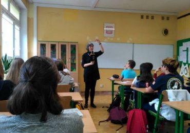 MGW współpracuje ze Szkołą Podstawową nr 107 w Warszawie