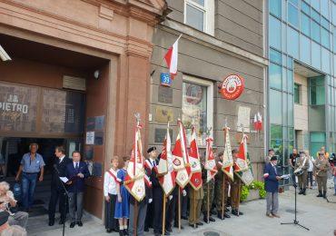 Muzeum Getta Warszawskiego uczciło  74. rocznicę zdobycia PAST-y