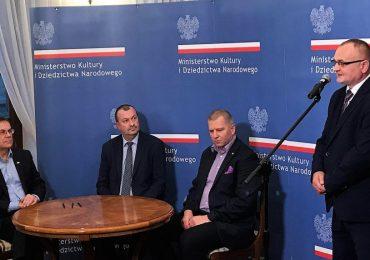 Muzeum Treblinka będzie współprowadzone przez MKiDN.