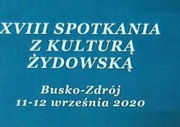 MGW na XVIII Spotkaniach z Kulturą Żydowską w Busku-Zdroju