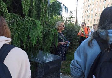 Spacery edukacyjne śladami getta warszawskiego