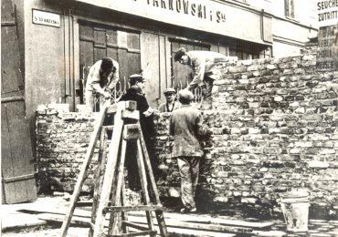 Życie codzienne w getcie warszawskim