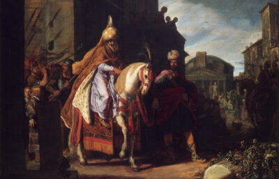 Okupacyjne święto Purim - czyli jak poniżano tradycję