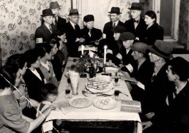 Pesach Żydów warszawskich (1940-1942)