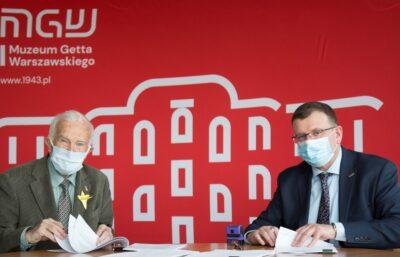 Za 15 miesięcy powstanie projekt siedziby i wystawy stałej Muzeum Getta Warszawskiego.