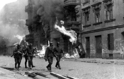 78. rocznica powstania w getcie warszawskim
