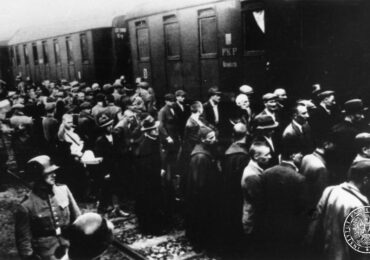 Podróż do świata beznadziei - pierwszy transport więźniów do KL Auschwitz