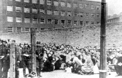 Wysiedlenie po śmierć. Wielka akcja likwidacyjna w getcie warszawskim 22 lipca 1942