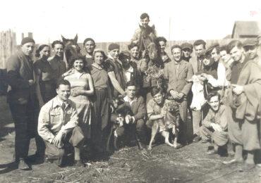 Palestyna na prawym brzegu Wisły