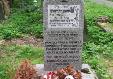 Zagadka Pawła Frenkla – domniemanego przywódcy Żydowskiego Związku Wojskowego w czasie powstania w getcie warszawskim