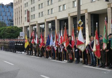 Ceremonia upamiętniająca 82. rocznicę agresji ZSRR na Polskę